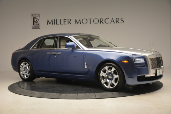 Used 2010 Rolls-Royce Ghost for sale Call for price at Alfa Romeo of Greenwich in Greenwich CT 06830 12