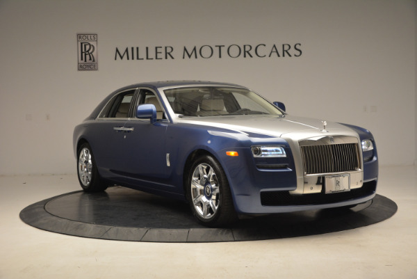 Used 2010 Rolls-Royce Ghost for sale Call for price at Alfa Romeo of Greenwich in Greenwich CT 06830 13
