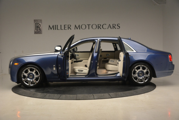 Used 2010 Rolls-Royce Ghost for sale Call for price at Alfa Romeo of Greenwich in Greenwich CT 06830 14