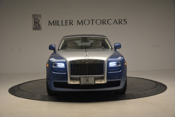 Used 2010 Rolls-Royce Ghost for sale Call for price at Alfa Romeo of Greenwich in Greenwich CT 06830 2