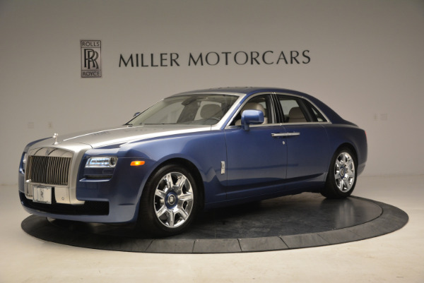 Used 2010 Rolls-Royce Ghost for sale Call for price at Alfa Romeo of Greenwich in Greenwich CT 06830 3