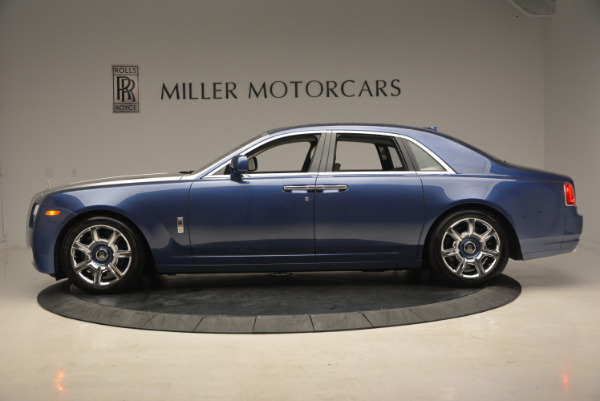 Used 2010 Rolls-Royce Ghost for sale Call for price at Alfa Romeo of Greenwich in Greenwich CT 06830 4