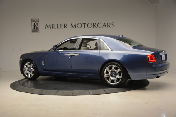Used 2010 Rolls-Royce Ghost for sale Call for price at Alfa Romeo of Greenwich in Greenwich CT 06830 5