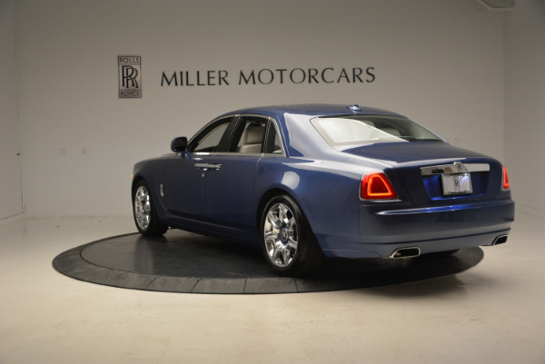 Used 2010 Rolls-Royce Ghost for sale Call for price at Alfa Romeo of Greenwich in Greenwich CT 06830 6
