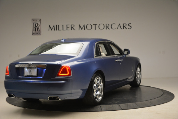 Used 2010 Rolls-Royce Ghost for sale Call for price at Alfa Romeo of Greenwich in Greenwich CT 06830 8