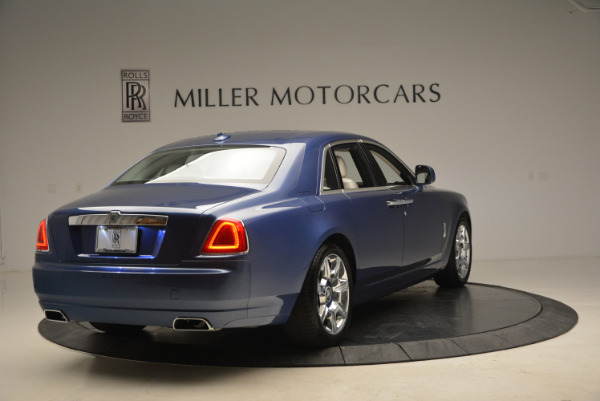 Used 2010 Rolls-Royce Ghost for sale Call for price at Alfa Romeo of Greenwich in Greenwich CT 06830 9