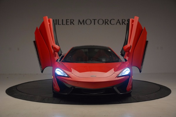 Used 2017 McLaren 570GT for sale Sold at Alfa Romeo of Greenwich in Greenwich CT 06830 12