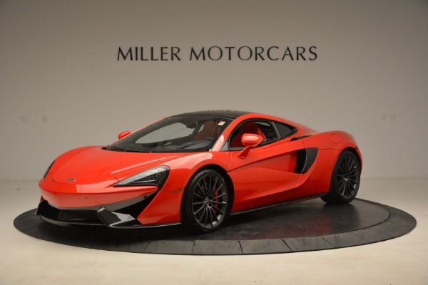 Used 2017 McLaren 570GT for sale Sold at Alfa Romeo of Greenwich in Greenwich CT 06830 2
