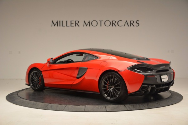 Used 2017 McLaren 570GT for sale Sold at Alfa Romeo of Greenwich in Greenwich CT 06830 4
