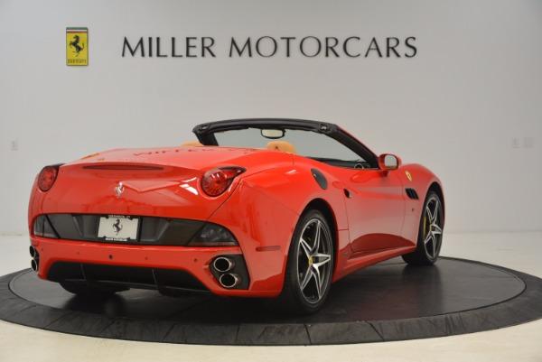 Used 2012 Ferrari California for sale Sold at Alfa Romeo of Greenwich in Greenwich CT 06830 7