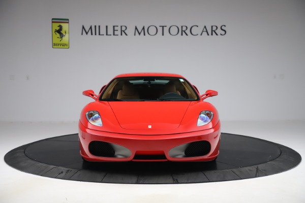 Used 2005 Ferrari F430 for sale Sold at Alfa Romeo of Greenwich in Greenwich CT 06830 12