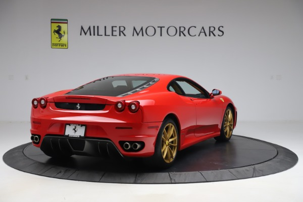 Used 2005 Ferrari F430 for sale Sold at Alfa Romeo of Greenwich in Greenwich CT 06830 7