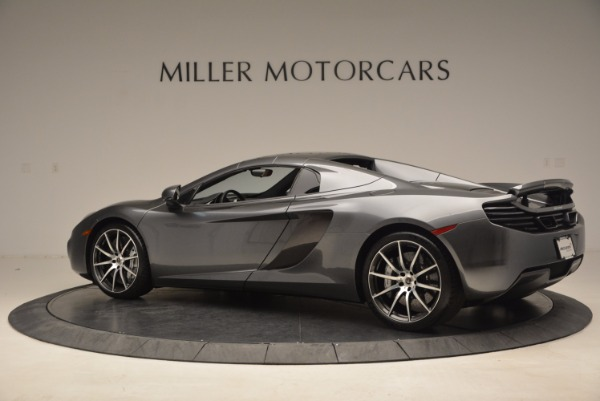 Used 2014 McLaren MP4-12C SPIDER Convertible for sale Sold at Alfa Romeo of Greenwich in Greenwich CT 06830 17