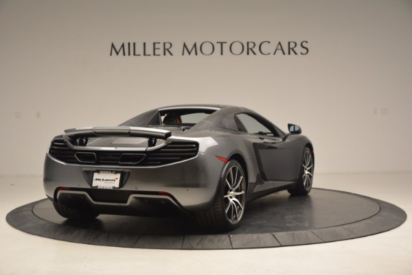 Used 2014 McLaren MP4-12C SPIDER Convertible for sale Sold at Alfa Romeo of Greenwich in Greenwich CT 06830 20