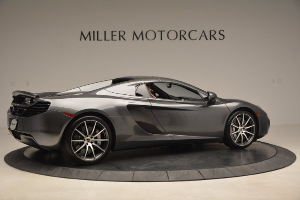 Used 2014 McLaren MP4-12C SPIDER Convertible for sale Sold at Alfa Romeo of Greenwich in Greenwich CT 06830 21