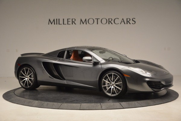 Used 2014 McLaren MP4-12C SPIDER Convertible for sale Sold at Alfa Romeo of Greenwich in Greenwich CT 06830 23