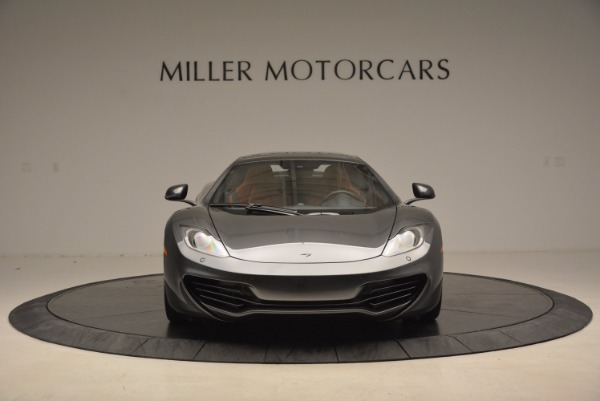 Used 2014 McLaren MP4-12C SPIDER Convertible for sale Sold at Alfa Romeo of Greenwich in Greenwich CT 06830 25