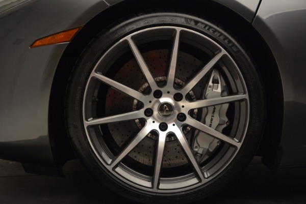 Used 2014 McLaren MP4-12C SPIDER Convertible for sale Sold at Alfa Romeo of Greenwich in Greenwich CT 06830 26