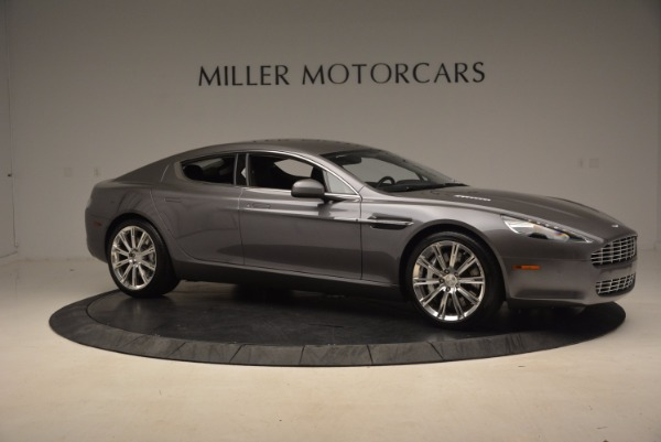 Used 2012 Aston Martin Rapide for sale Sold at Alfa Romeo of Greenwich in Greenwich CT 06830 10
