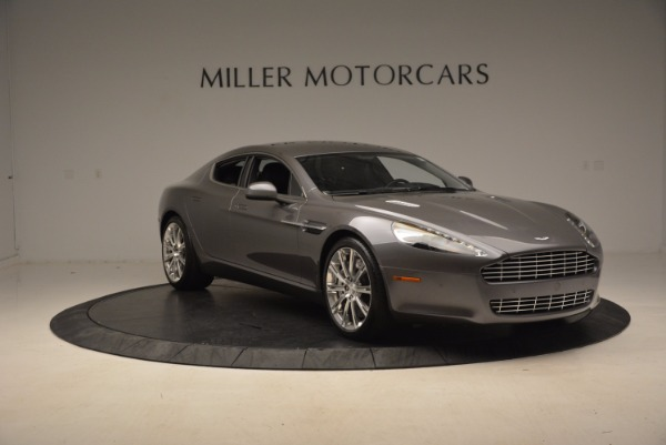 Used 2012 Aston Martin Rapide for sale Sold at Alfa Romeo of Greenwich in Greenwich CT 06830 11