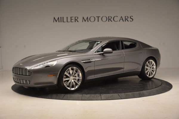 Used 2012 Aston Martin Rapide for sale Sold at Alfa Romeo of Greenwich in Greenwich CT 06830 2