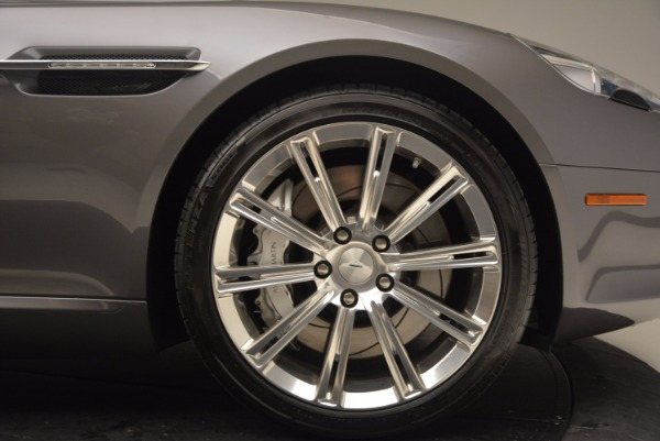 Used 2012 Aston Martin Rapide for sale Sold at Alfa Romeo of Greenwich in Greenwich CT 06830 22