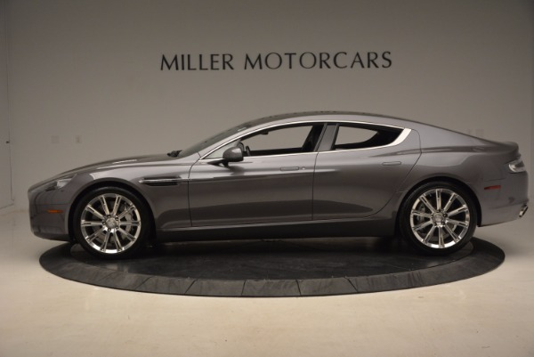 Used 2012 Aston Martin Rapide for sale Sold at Alfa Romeo of Greenwich in Greenwich CT 06830 3
