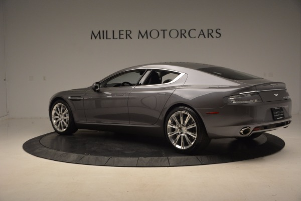 Used 2012 Aston Martin Rapide for sale Sold at Alfa Romeo of Greenwich in Greenwich CT 06830 4