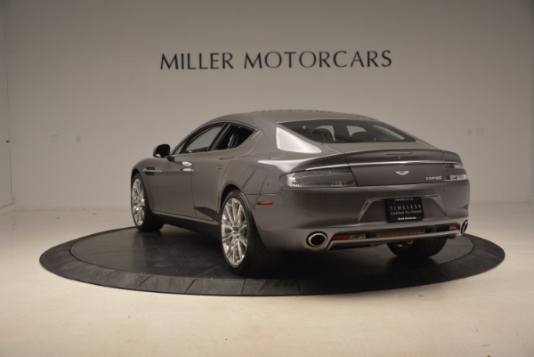 Used 2012 Aston Martin Rapide for sale Sold at Alfa Romeo of Greenwich in Greenwich CT 06830 5