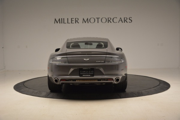 Used 2012 Aston Martin Rapide for sale Sold at Alfa Romeo of Greenwich in Greenwich CT 06830 6
