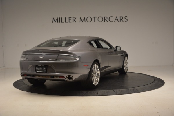 Used 2012 Aston Martin Rapide for sale Sold at Alfa Romeo of Greenwich in Greenwich CT 06830 7