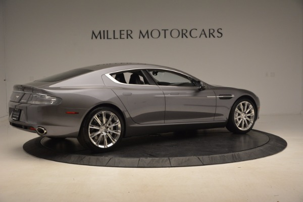 Used 2012 Aston Martin Rapide for sale Sold at Alfa Romeo of Greenwich in Greenwich CT 06830 8