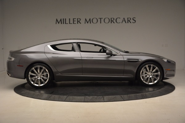 Used 2012 Aston Martin Rapide for sale Sold at Alfa Romeo of Greenwich in Greenwich CT 06830 9