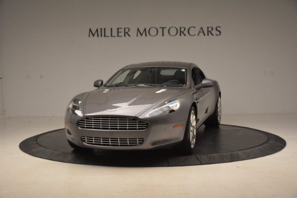 Used 2012 Aston Martin Rapide for sale Sold at Alfa Romeo of Greenwich in Greenwich CT 06830 1