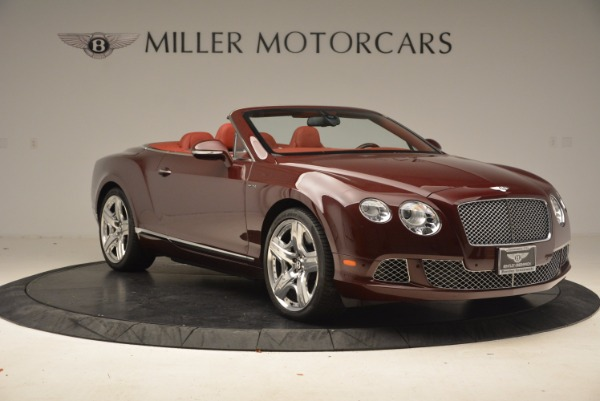 Used 2014 Bentley Continental GT W12 for sale Sold at Alfa Romeo of Greenwich in Greenwich CT 06830 11