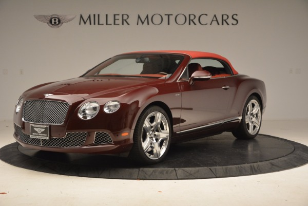 Used 2014 Bentley Continental GT W12 for sale Sold at Alfa Romeo of Greenwich in Greenwich CT 06830 14