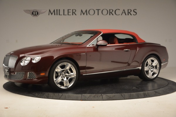 Used 2014 Bentley Continental GT W12 for sale Sold at Alfa Romeo of Greenwich in Greenwich CT 06830 15