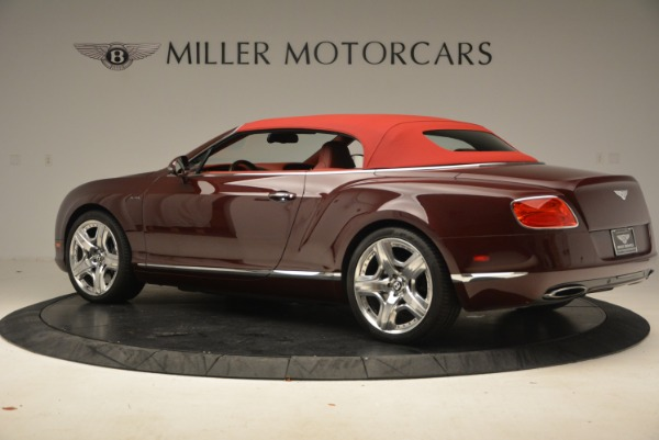 Used 2014 Bentley Continental GT W12 for sale Sold at Alfa Romeo of Greenwich in Greenwich CT 06830 17
