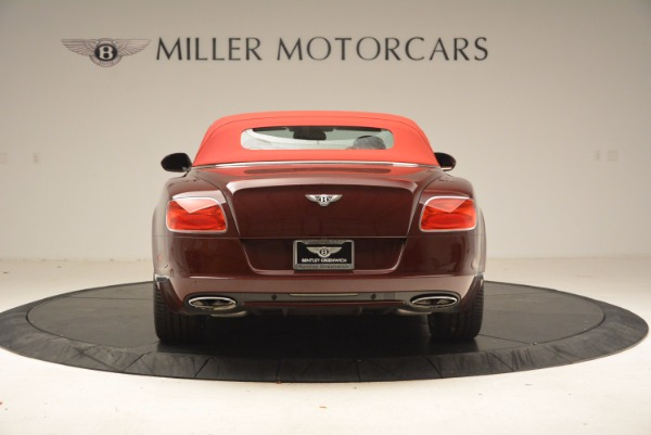Used 2014 Bentley Continental GT W12 for sale Sold at Alfa Romeo of Greenwich in Greenwich CT 06830 19