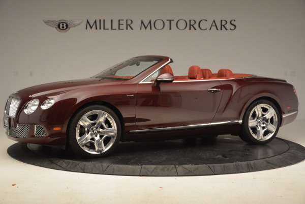 Used 2014 Bentley Continental GT W12 for sale Sold at Alfa Romeo of Greenwich in Greenwich CT 06830 2