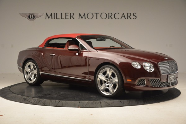 Used 2014 Bentley Continental GT W12 for sale Sold at Alfa Romeo of Greenwich in Greenwich CT 06830 24