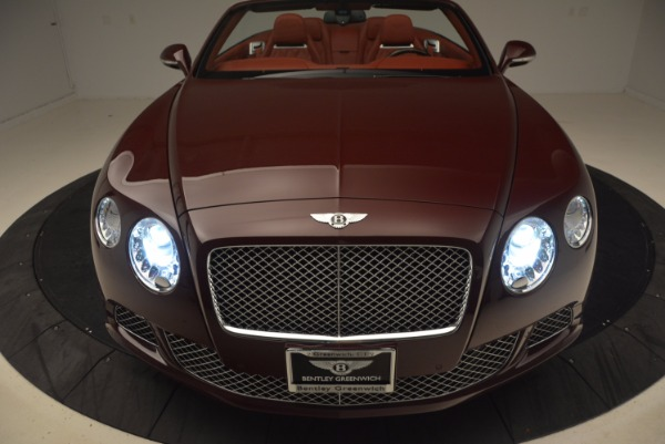 Used 2014 Bentley Continental GT W12 for sale Sold at Alfa Romeo of Greenwich in Greenwich CT 06830 28
