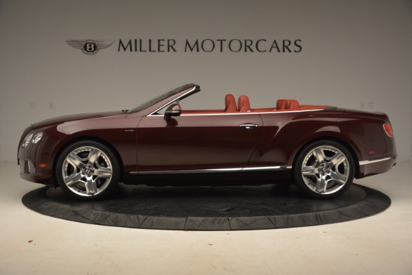 Used 2014 Bentley Continental GT W12 for sale Sold at Alfa Romeo of Greenwich in Greenwich CT 06830 3