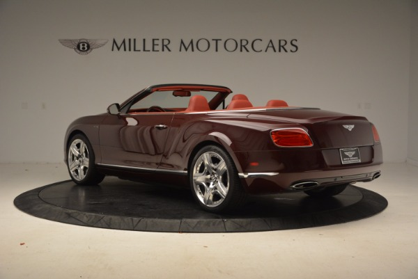 Used 2014 Bentley Continental GT W12 for sale Sold at Alfa Romeo of Greenwich in Greenwich CT 06830 5
