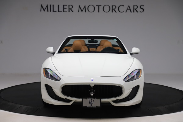 New 2017 Maserati GranTurismo Convertible Sport for sale Sold at Alfa Romeo of Greenwich in Greenwich CT 06830 12
