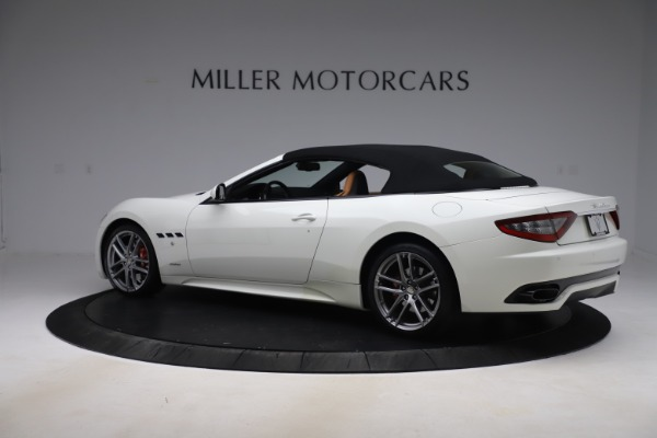 New 2017 Maserati GranTurismo Convertible Sport for sale Sold at Alfa Romeo of Greenwich in Greenwich CT 06830 16