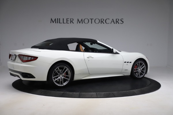 New 2017 Maserati GranTurismo Convertible Sport for sale Sold at Alfa Romeo of Greenwich in Greenwich CT 06830 19