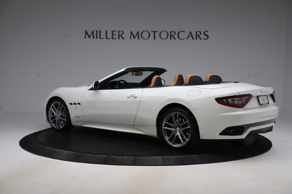 New 2017 Maserati GranTurismo Convertible Sport for sale Sold at Alfa Romeo of Greenwich in Greenwich CT 06830 4