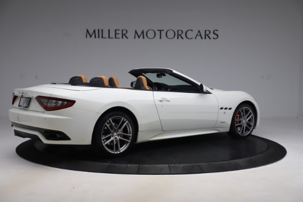 New 2017 Maserati GranTurismo Convertible Sport for sale Sold at Alfa Romeo of Greenwich in Greenwich CT 06830 8