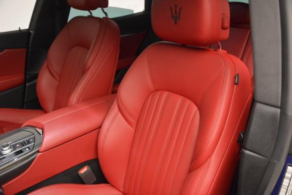 Used 2017 Maserati Levante S Q4 for sale Sold at Alfa Romeo of Greenwich in Greenwich CT 06830 16